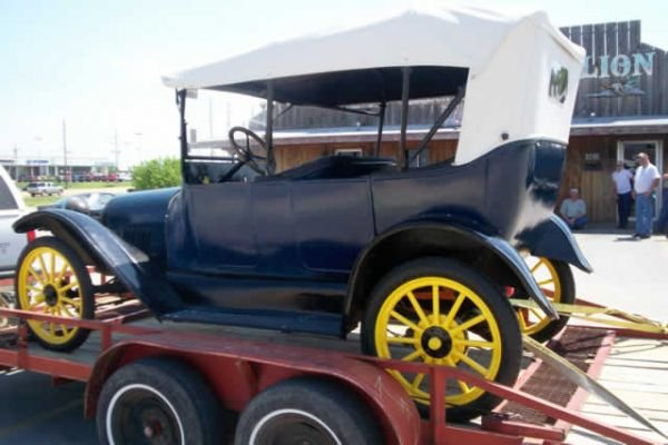 228: 1916 Chevrolet Touring Car Convertible - 3