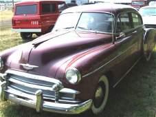 280: 1950 Chevrolet SlantBack