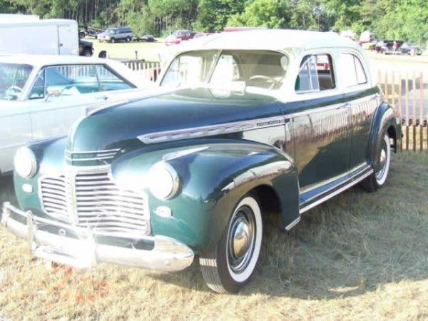 207: 1941 Chevy Fleetside