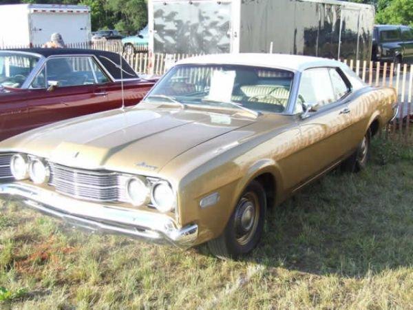 216: 1968 Mercury Montego