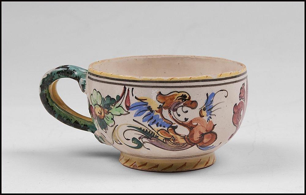 Set Of 6 Raffaellesco Fratelli Cups & Saucers - 4