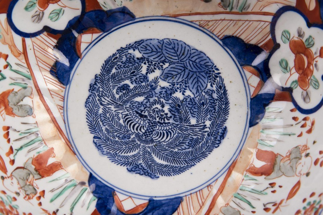 Japanese Imari Bowl - 3