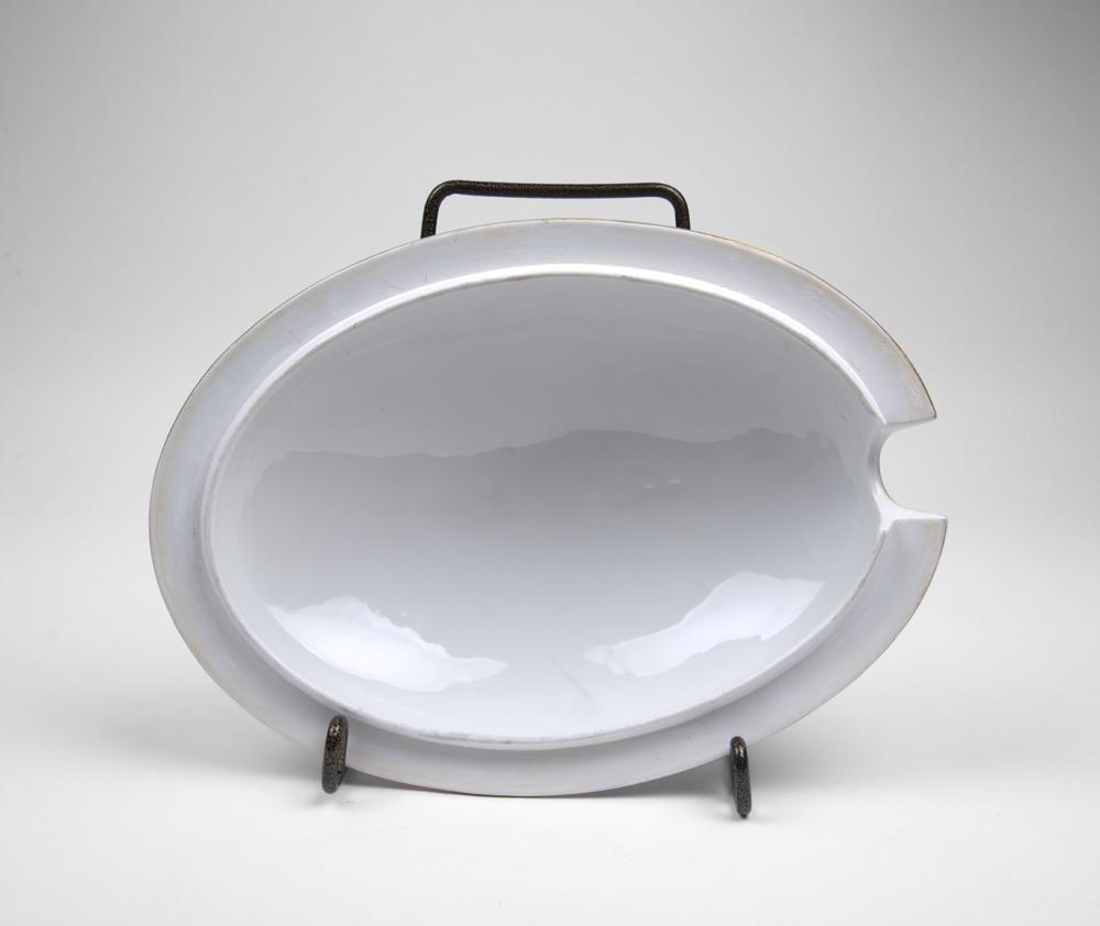 Paris Porcelain Soup Tureen & Platter - 5