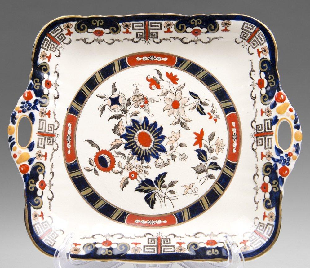 Masons Ironstone Tea Tray, Imari Style - 2