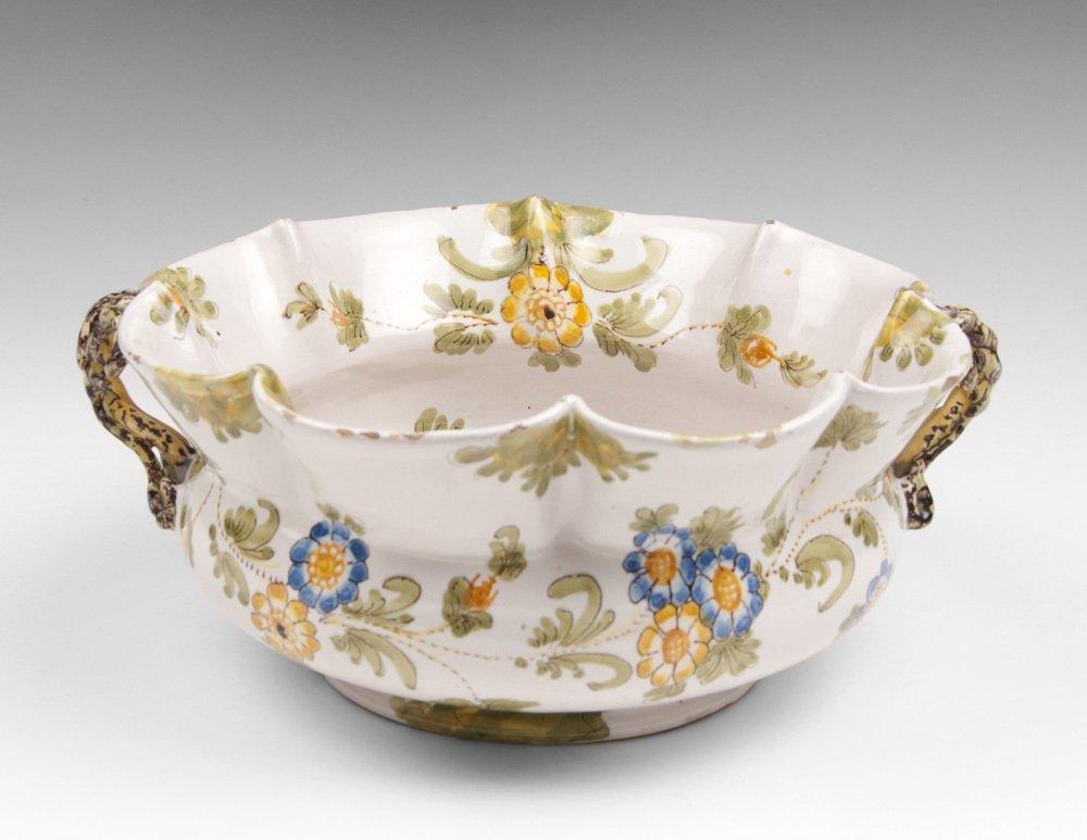 1900 Cantagalli Serving Bowl - 2
