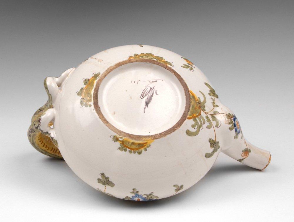 Italian Cantagalli Teapot - 6