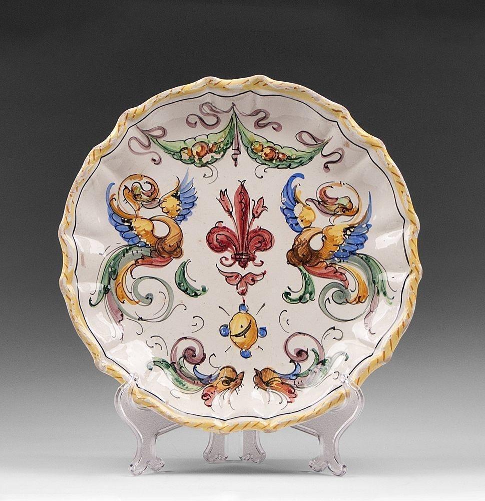 Fratelli Fanciullacci Italian Pottery Serving Platter