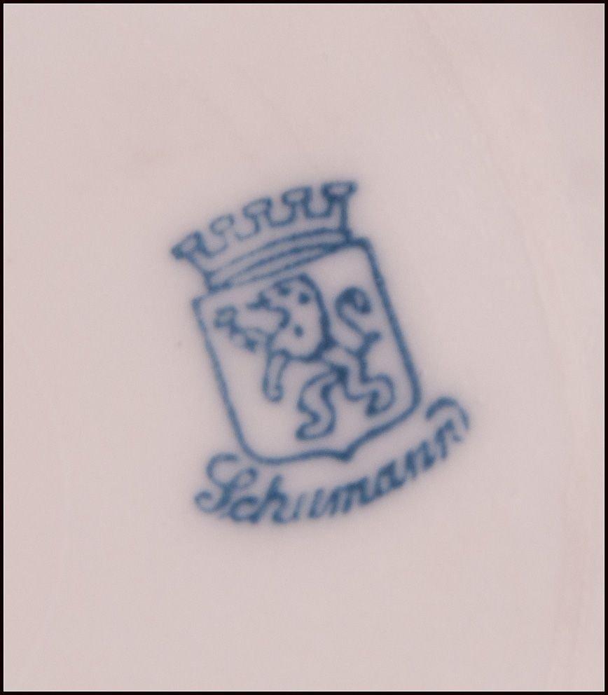 Schumann Bavaria Reticulated Salad Plate - 2