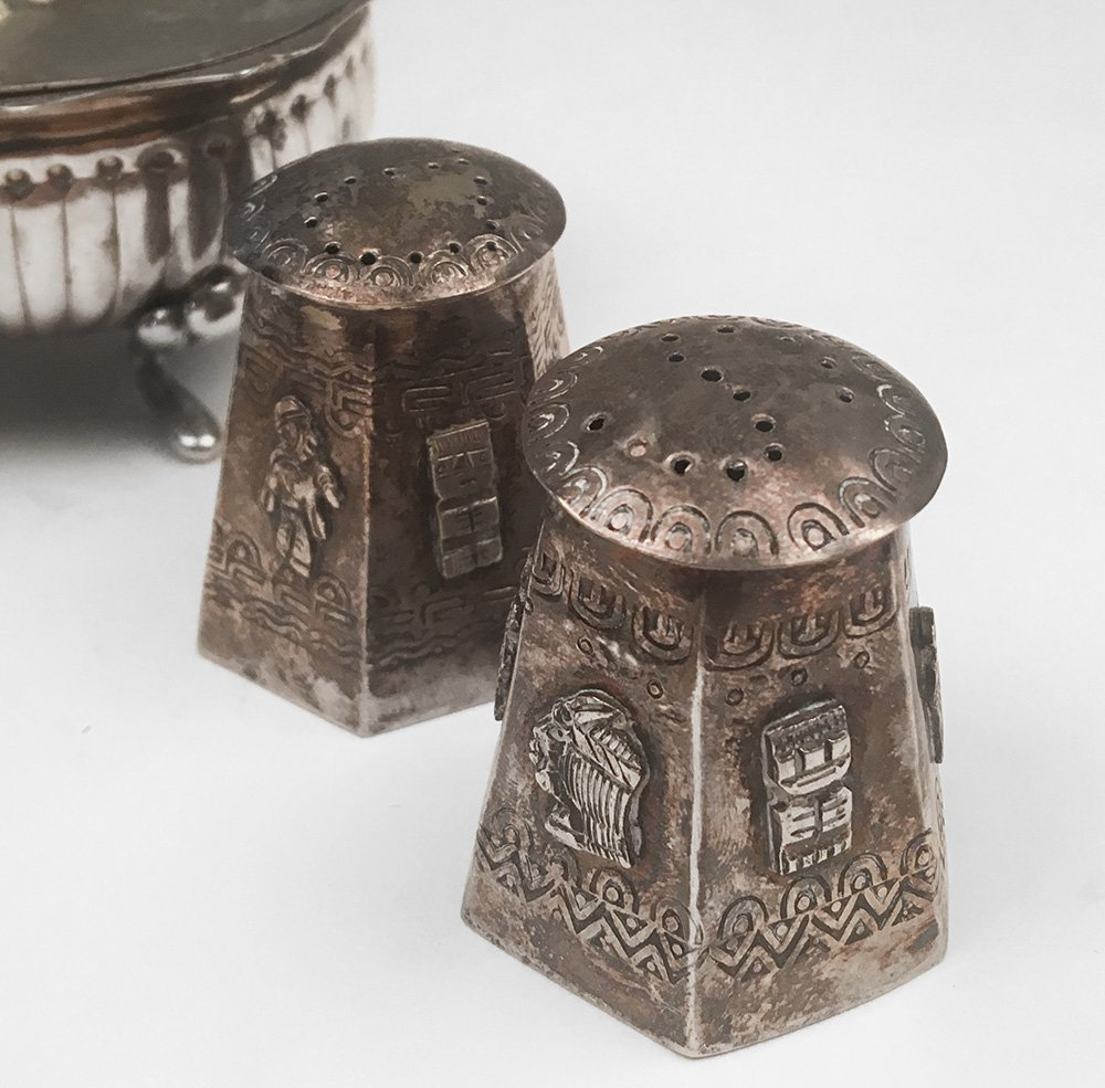 Collection of Silver and Sterling Silver Items - 3