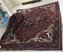 Vintage Large Persian Rug