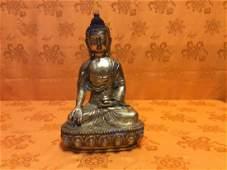 Old Tibetan Seated Buddha