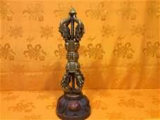 Vintage Tibetan Dorjee