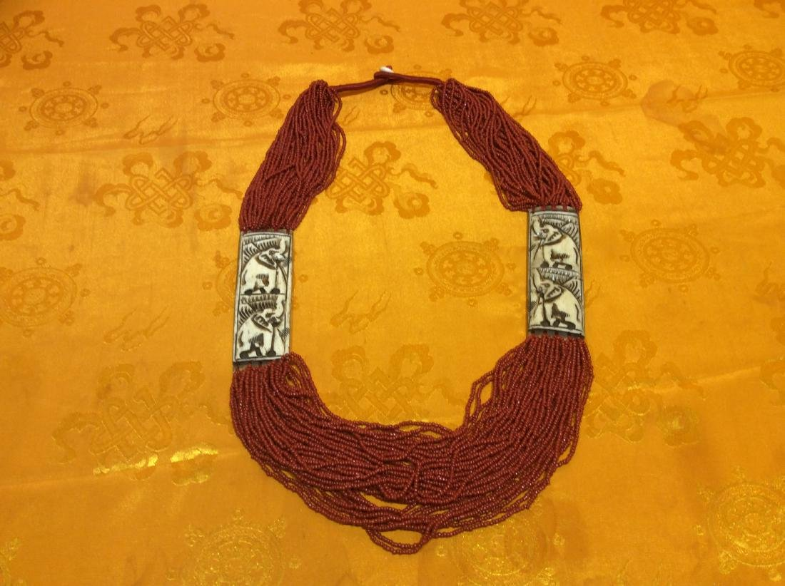 Pote Necklace. - 2