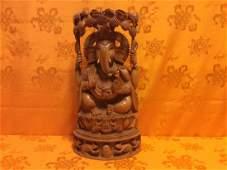 Fine Ganesh Sculpture.