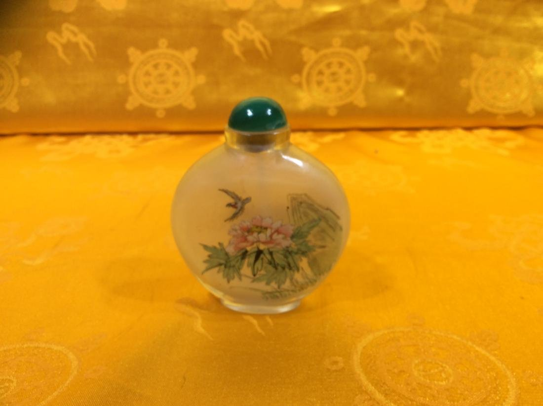 Vintage Chinese Snuff Bottle..