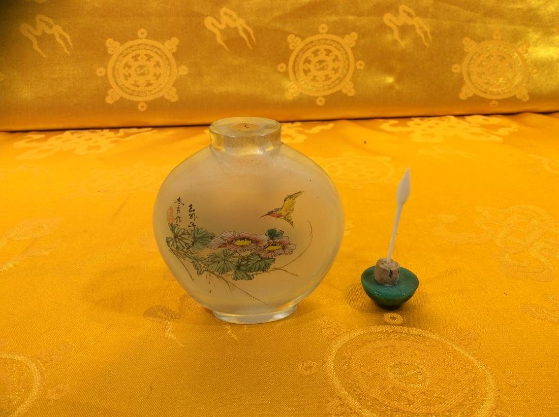 Vintage Chinese Snuff Bottle.. - 2