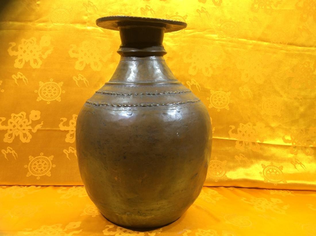 Antique Water Pot.