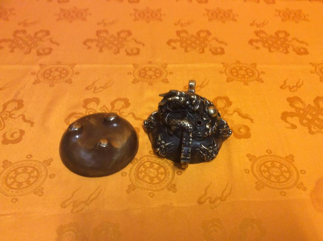 Antique Chinese Incense Burner. - 2