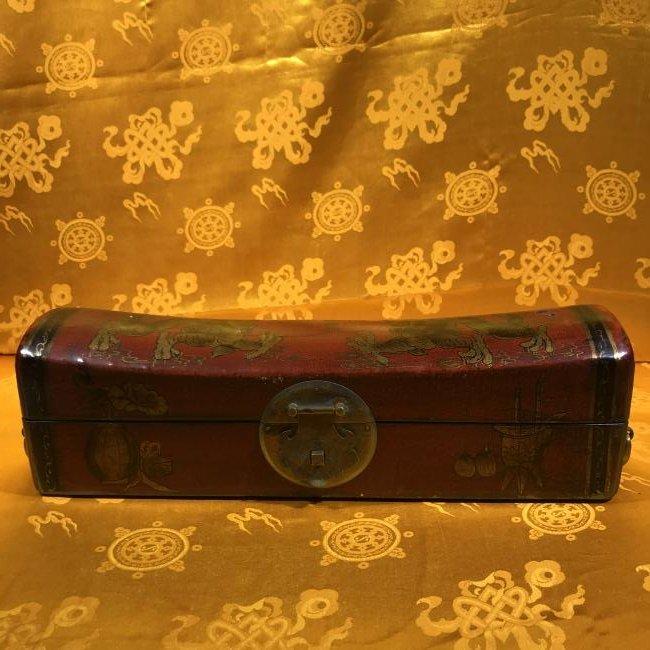 Vintage Wooden Jewelry Box. - 2