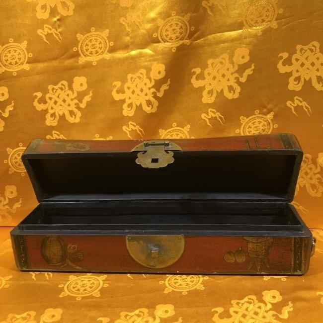 Vintage Wooden Jewelry Box. - 3