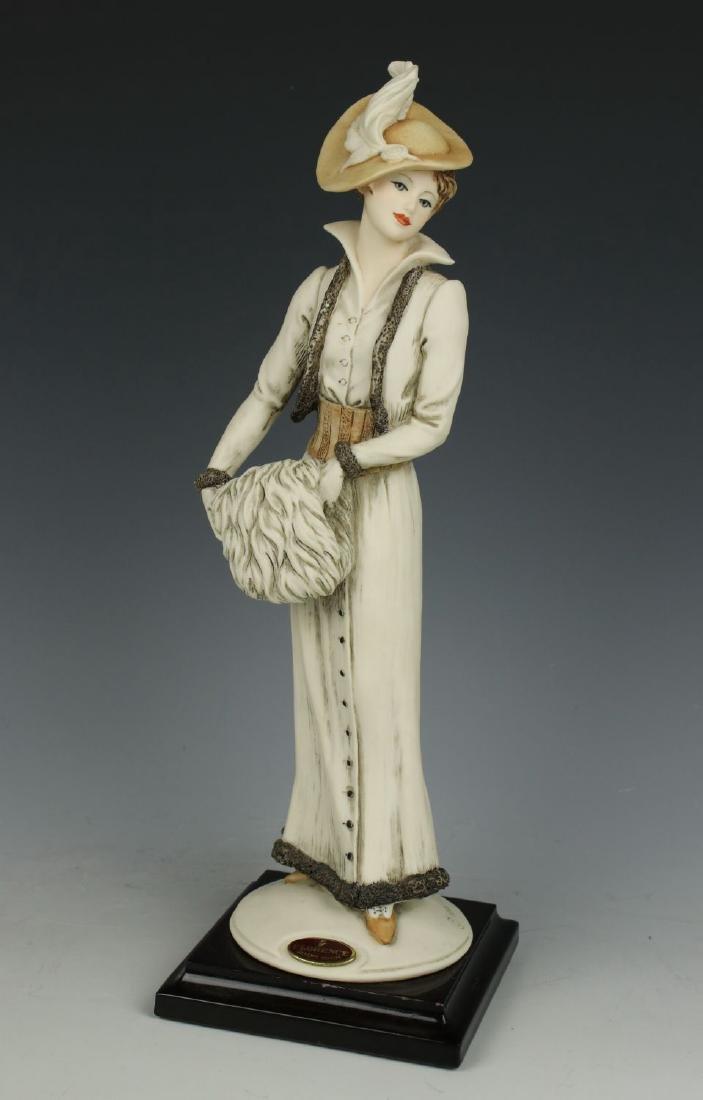 "Giuseppe Armani Figurine ""Coquette"""