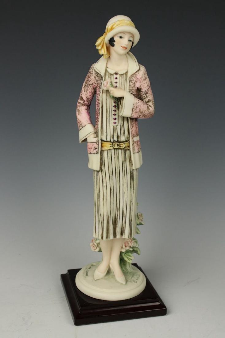 "Giuseppe Armani Figurine ""Nancy"""