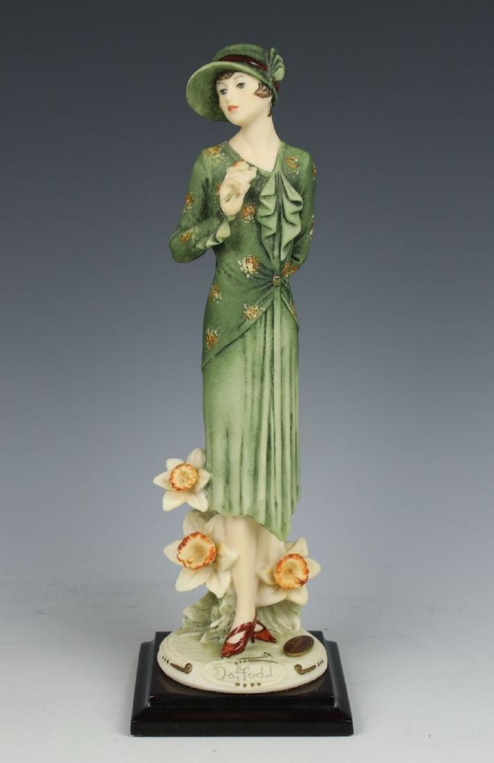 "Giuseppe Armani Figurine ""Daffodil"""