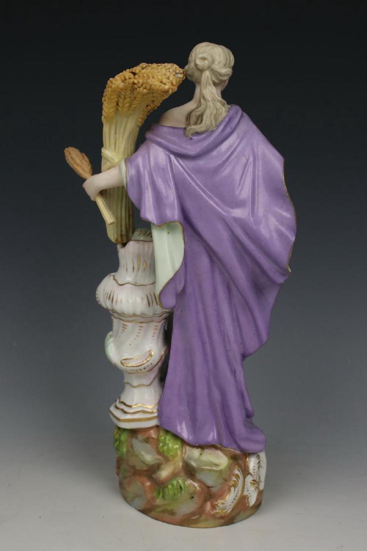 """Meissen Meyer Figurine 2724 """"Summer"""" - 3"""