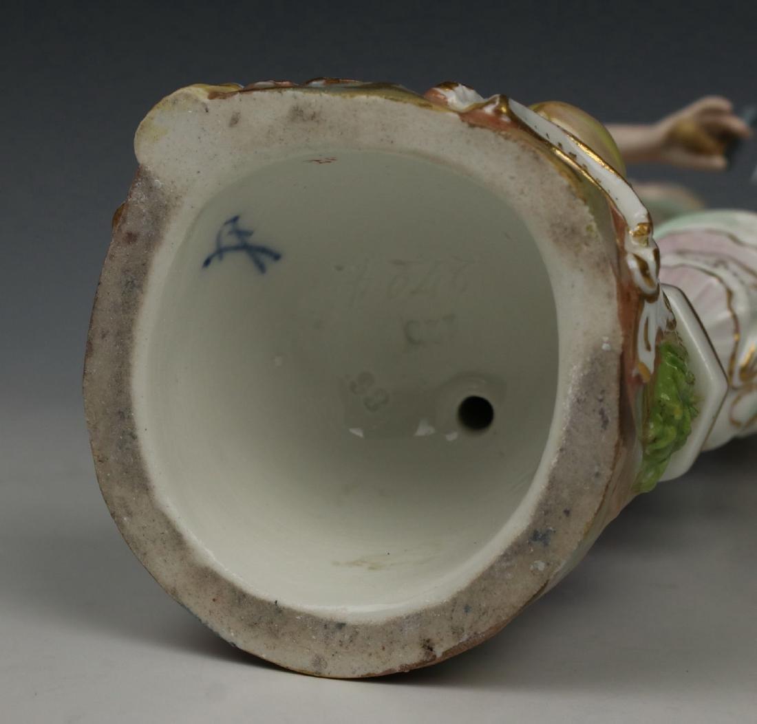 """Meissen Meyer Figurine 2724 """"Summer"""" - 7"""