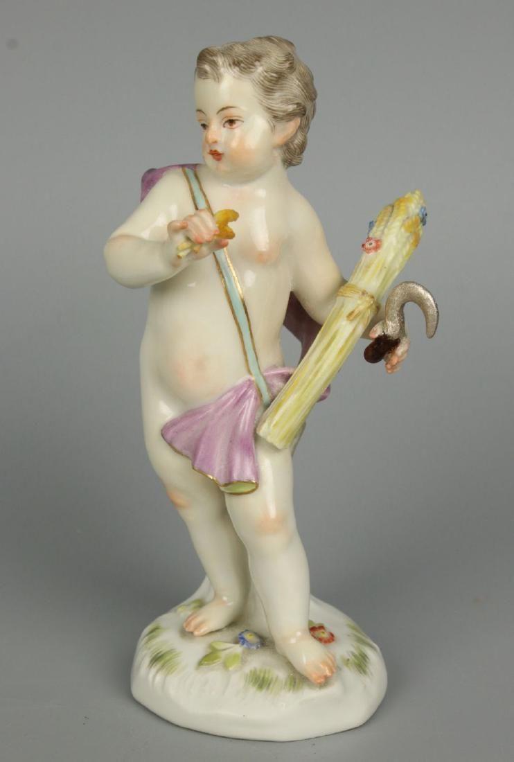 """Meissen Kaendler Figurine A67 """"Summer"""""""