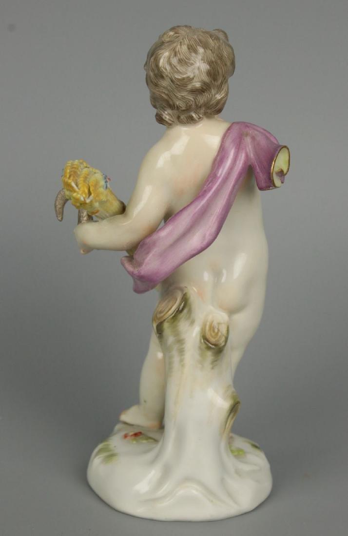 """Meissen Kaendler Figurine A67 """"Summer"""" - 4"""