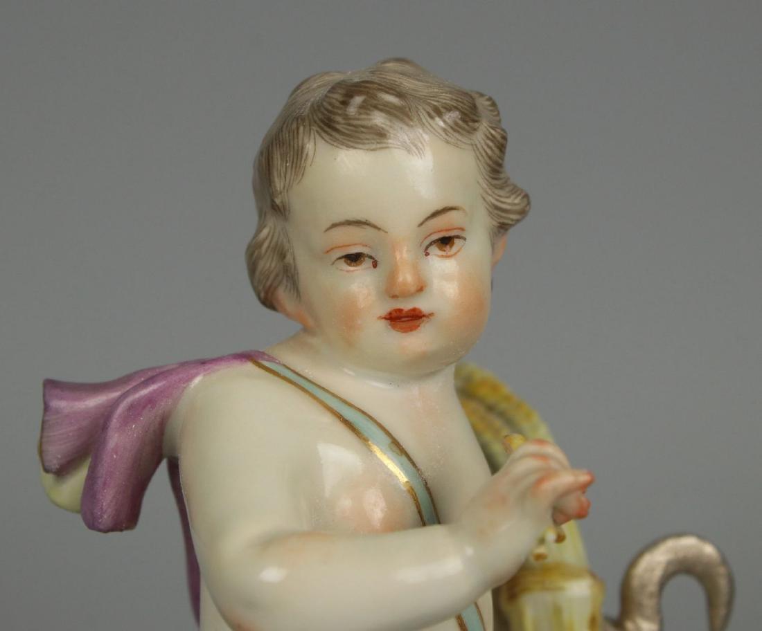 """Meissen Kaendler Figurine A67 """"Summer"""" - 6"""