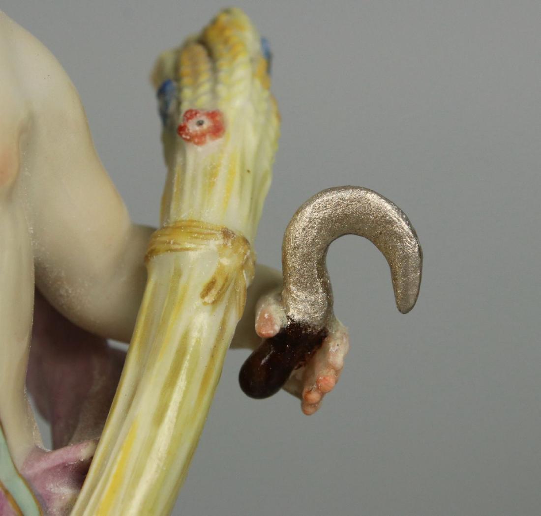 """Meissen Kaendler Figurine A67 """"Summer"""" - 8"""