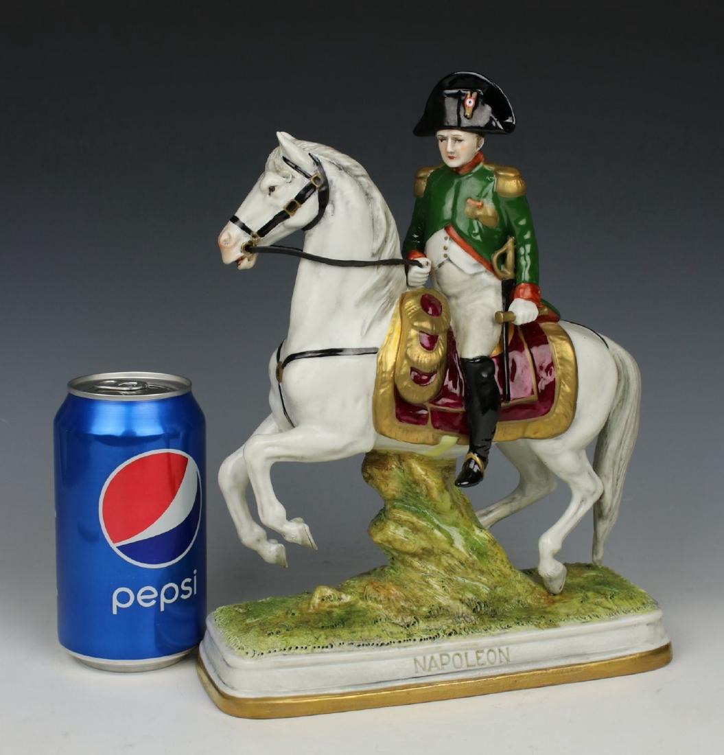 """Scheibe Alsbach Kister soldier figurine """"Napoleon on - 10"""