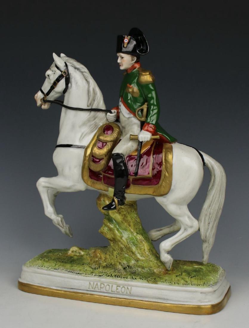 """Scheibe Alsbach Kister soldier figurine """"Napoleon on - 3"""