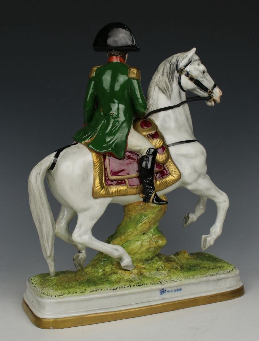 """Scheibe Alsbach Kister soldier figurine """"Napoleon on - 4"""
