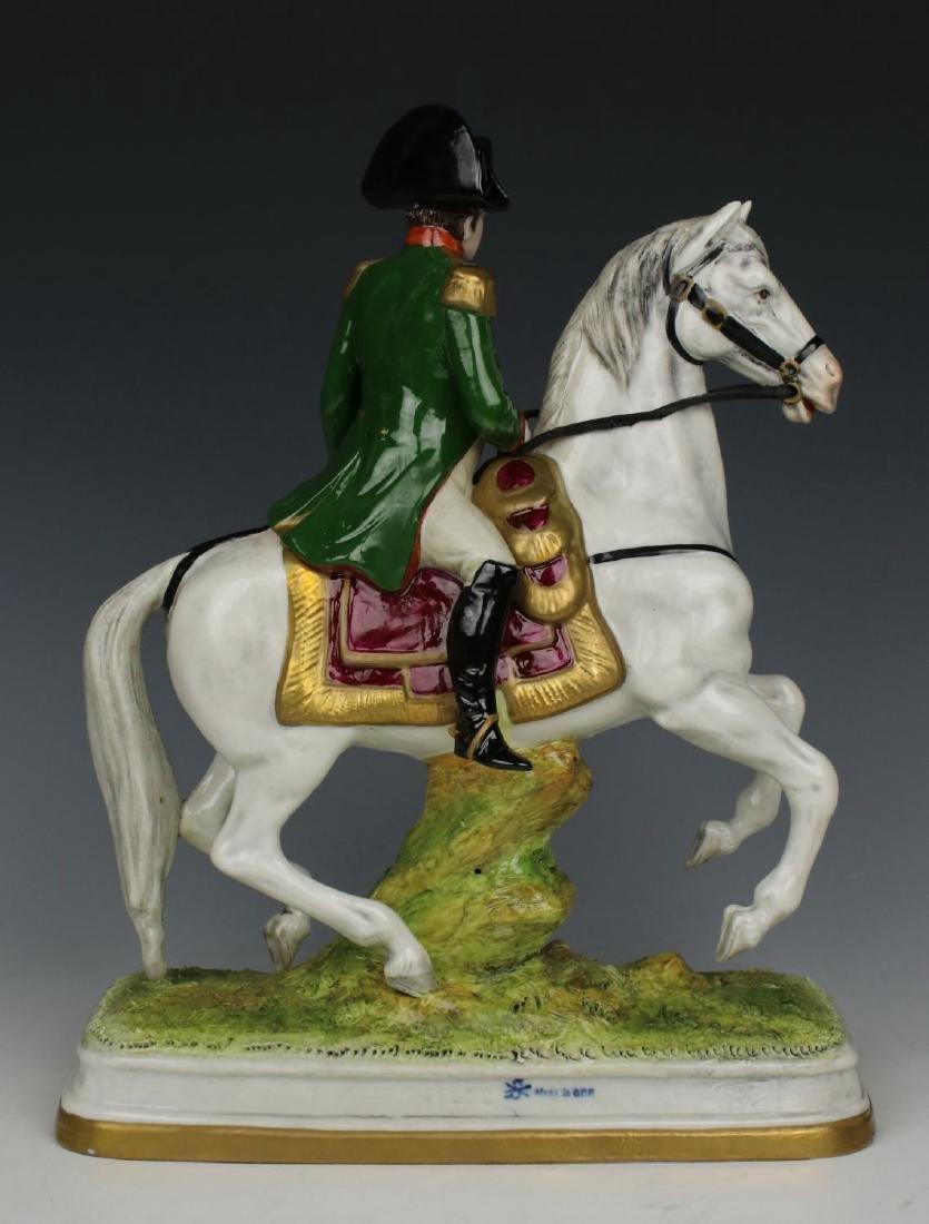 """Scheibe Alsbach Kister soldier figurine """"Napoleon on - 5"""