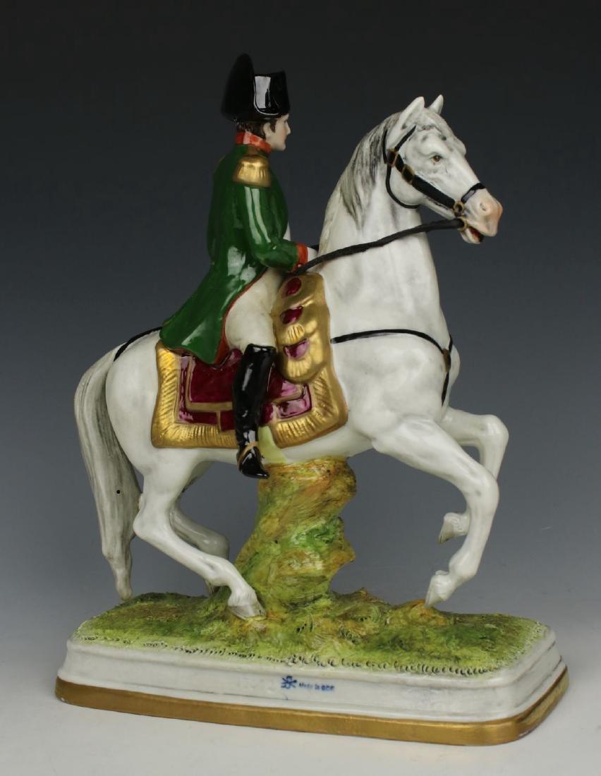 """Scheibe Alsbach Kister soldier figurine """"Napoleon on - 6"""