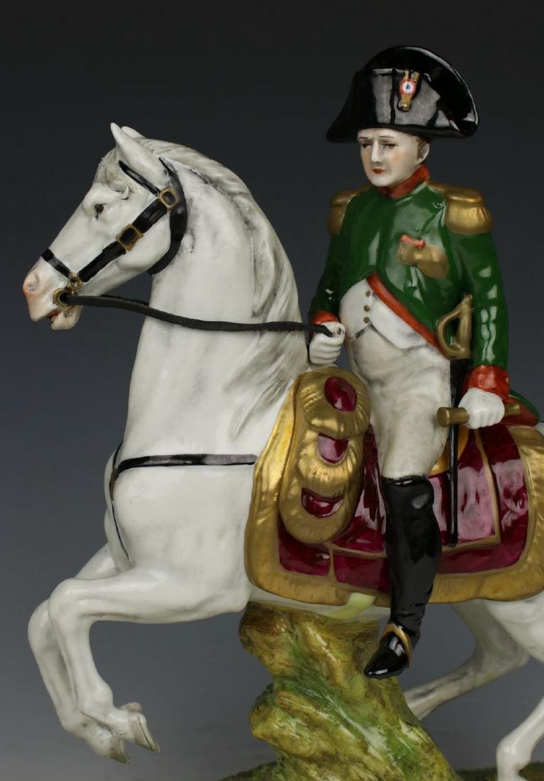 """Scheibe Alsbach Kister soldier figurine """"Napoleon on - 7"""