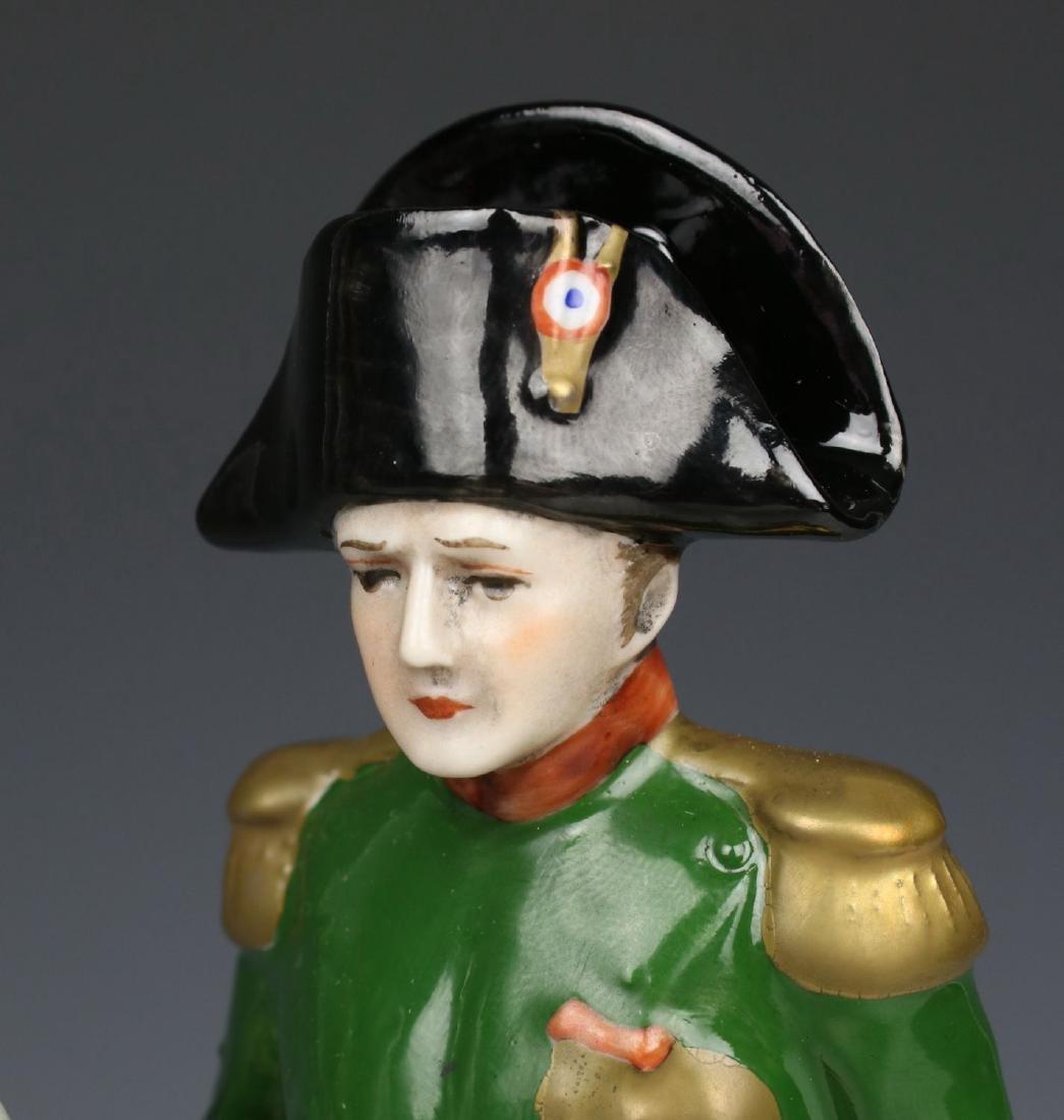 """Scheibe Alsbach Kister soldier figurine """"Napoleon on - 8"""