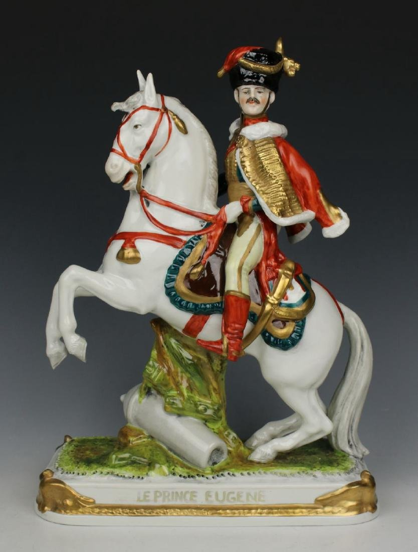 "Scheibe Alsbach Kister soldier figurine ""Le Prince - 2"
