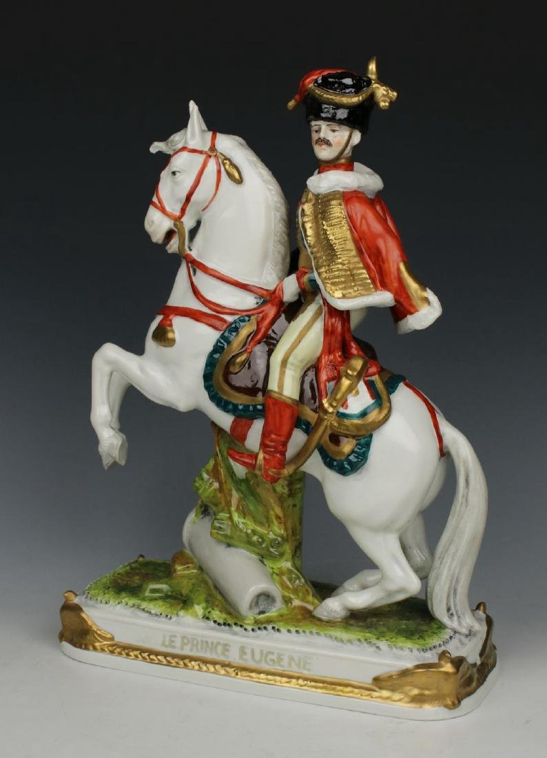 "Scheibe Alsbach Kister soldier figurine ""Le Prince - 3"