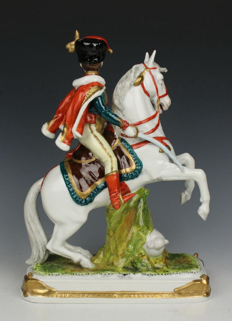 "Scheibe Alsbach Kister soldier figurine ""Le Prince - 4"
