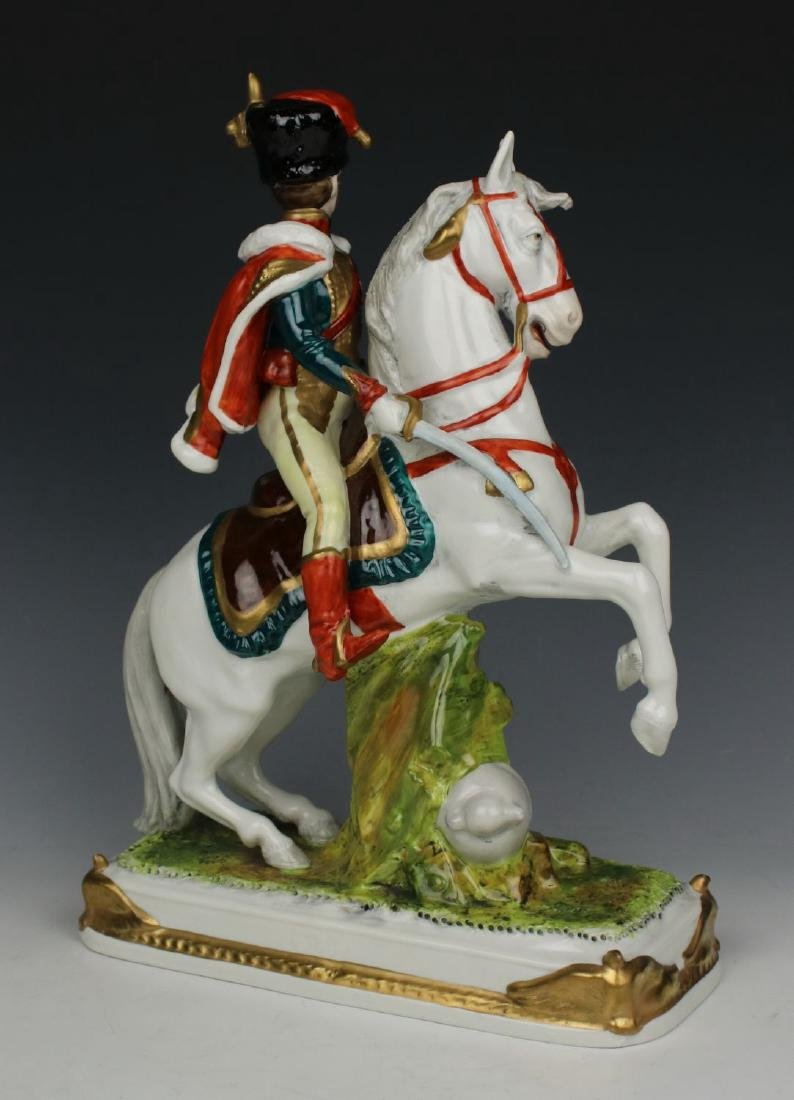"Scheibe Alsbach Kister soldier figurine ""Le Prince - 5"
