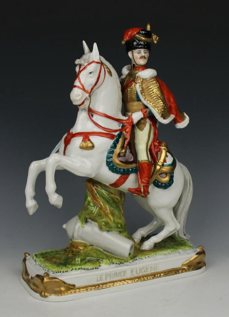 "Scheibe Alsbach Kister soldier figurine ""Le Prince - 6"