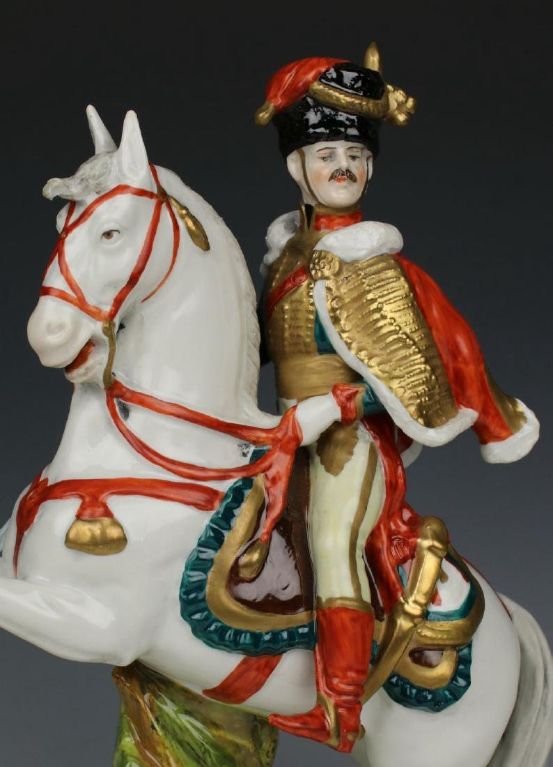 "Scheibe Alsbach Kister soldier figurine ""Le Prince - 7"