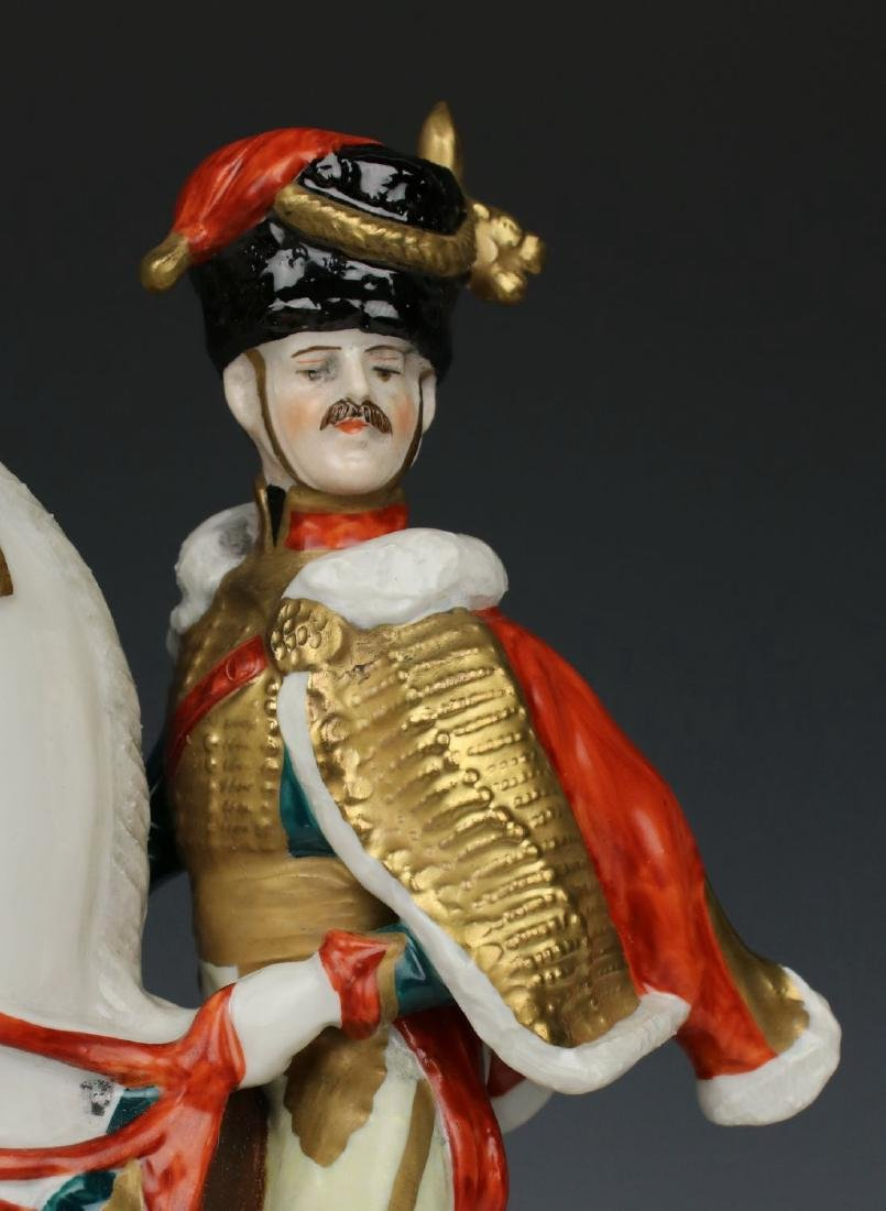 "Scheibe Alsbach Kister soldier figurine ""Le Prince - 8"