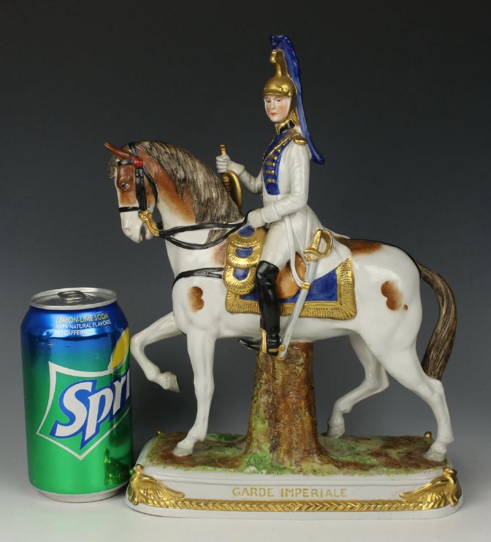 """Scheibe Alsbach Kister soldier figurine """"Garde - 10"""