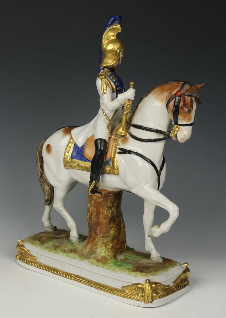 """Scheibe Alsbach Kister soldier figurine """"Garde - 2"""