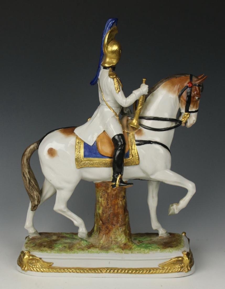 """Scheibe Alsbach Kister soldier figurine """"Garde - 3"""